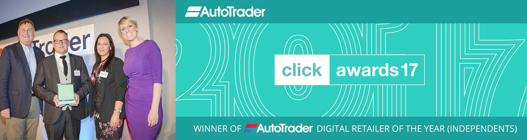 Banner auto-awards-winner