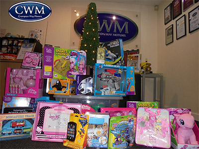 Key 103 Mission Christmas Appeal